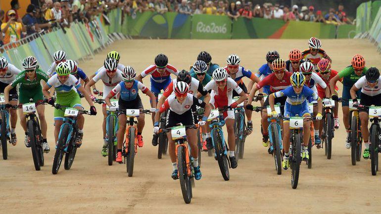 Сегодня. Рио-де-Жанейро. Старт гонки. Фото AFP
