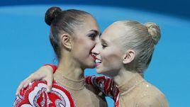 Россиянки Мамун и Кудрявцева взяли золото и серебро Олимпиады-2016