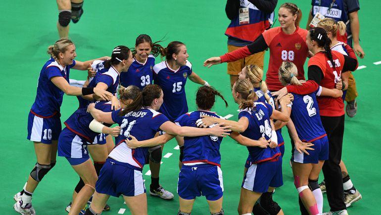 Суббота. Рио-де-Жанейро. Сборная России - олимпийский чемпион! Фото AFP
