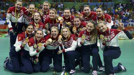 Они принесли России гандбольное золото