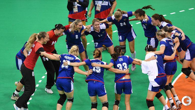 Суббота. Рио-де-Жанейро. Гандбол. Франция - Россия - 19:22. Россиянки - олимпийские чемпионки.