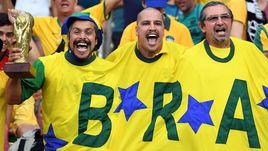 Болельщики в Рио. День 15-й