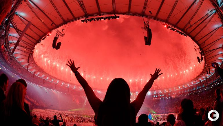 Воскресенье. Рио-де-Жанейро. Церемония закрытия Олимпийских игр.