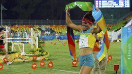 Австралийка Эспозито – чемпионка Рио-2016 в современном пятиборье