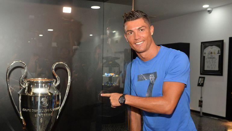 «Реал» планирует продлить договоры Бэйла, Роналду иМодрича