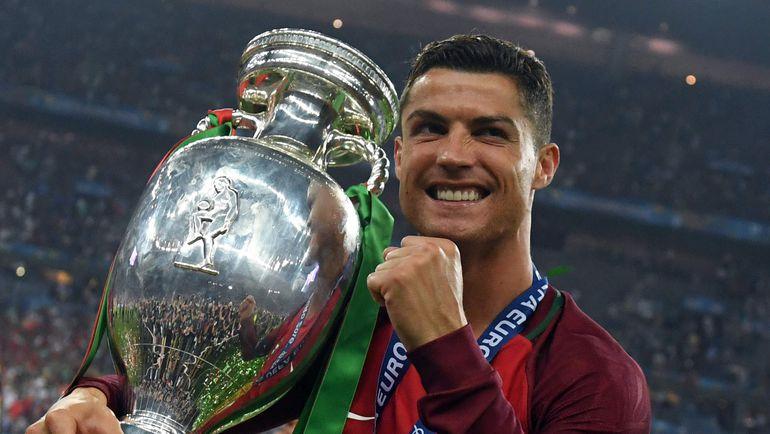 Роналду: Недумал, что Португалия может выиграть Евро