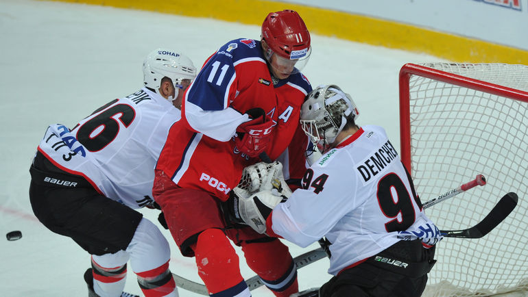 «Трактор» победил фаворита КХЛ встартовом матче чемпионата 2016/2017