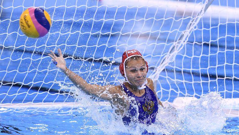Анна КАРНАУХ. Фото AFP
