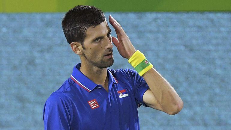 Новак Джокович вышел во 2-ой круг Открытого чемпионата США
