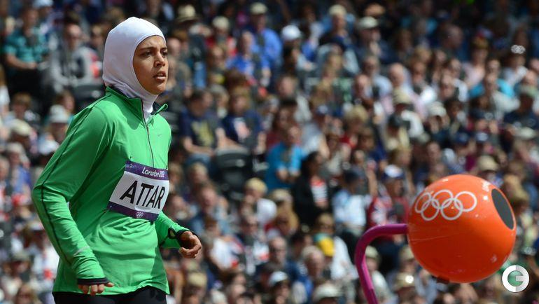 Сара АТТАР. Фото AFP