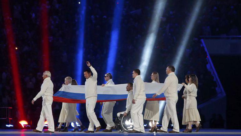 Россия и Паралимпиада: без нашего флага? Фото REUTERS