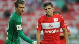 Роман ЗОБНИН (справа) и Артем РЕБРОВ.