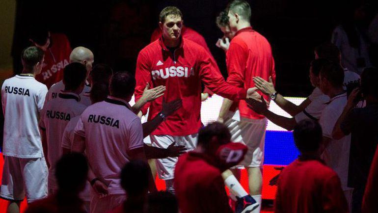 Русские баскетболисты встретятся сосборной Боснии настарте отборочного турнира Евро