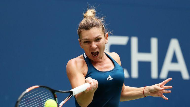Халеп одолела Суарес Наварро ивышла в ¼ финалаUS Open
