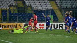 Рамиль ШЕЙДАЕВ в дебютном матче за Азербайджан.
