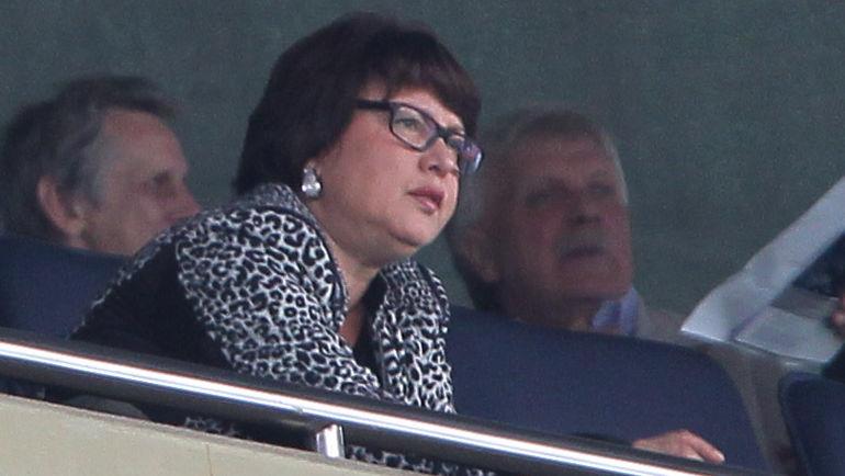 Смородская— кандидат напост президента Динамо