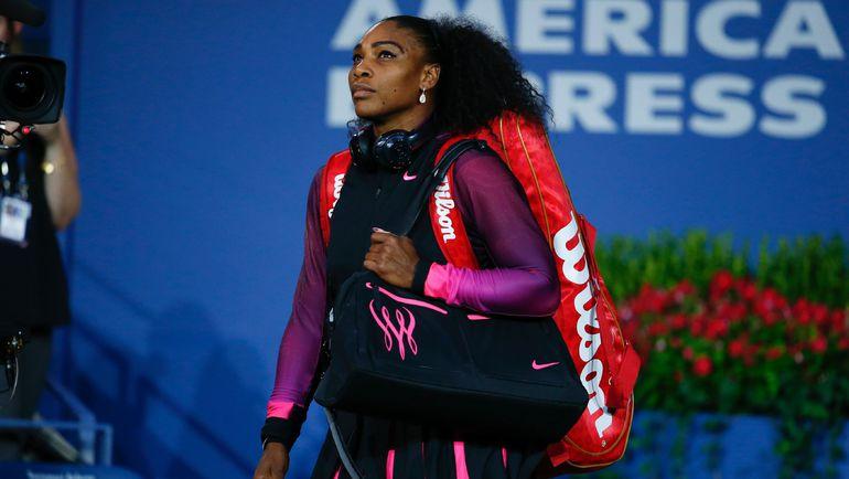 Серена Уильямс несмогла пройти вфиналUS Open