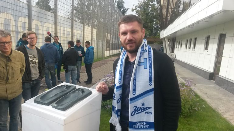 Экс-футболист «Зенита» Алексей Игонин метит наместо Мутко