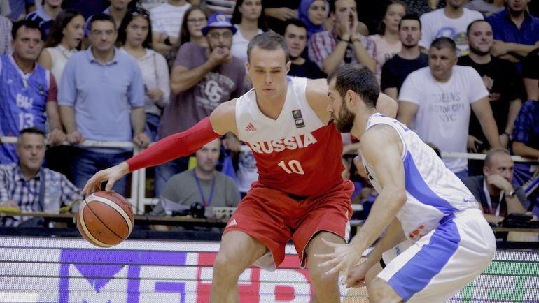 Россия едет на Евробаскет-2017