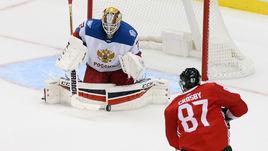Россия проиграла Канаде в овертайме