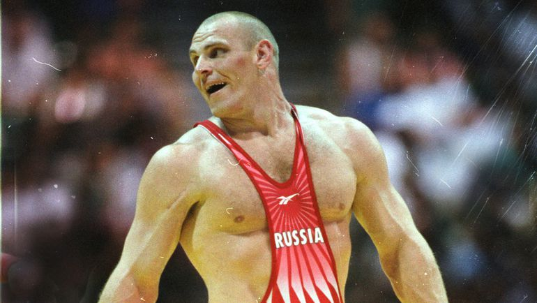 1999 год. Александр КАРЕЛИН. Фото Сергей КИВРИН