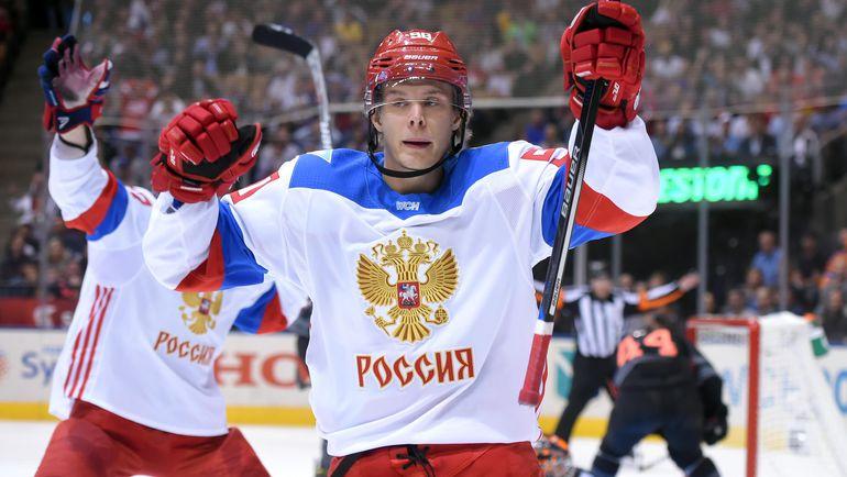 Россия одолела Северную Америку на Кубке мира (Видео)