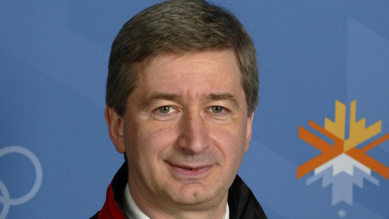 Игорь КУПЕРМАН на Олимпиаде-2002.