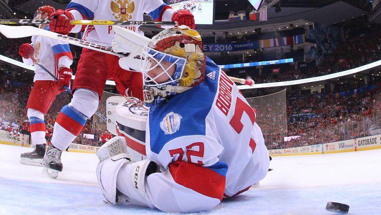 Россия проиграла Канаде в полуфинале Кубка мира (Видео)
