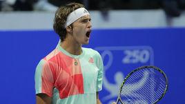 Александр ЗВЕРЕВ стал победителем St. Petersburg Open.