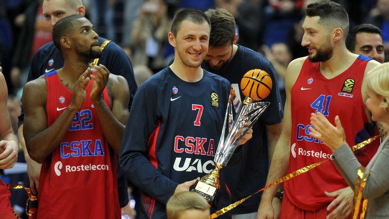 Баскетболисты ЦСКА встретятся сизраильским «Маккаби» вфинале Кубка Гомельского
