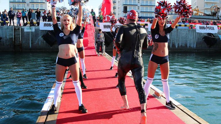 Соревнования IRONSTAR в Сочи. Фото Мария ШАЛЬНЕВА