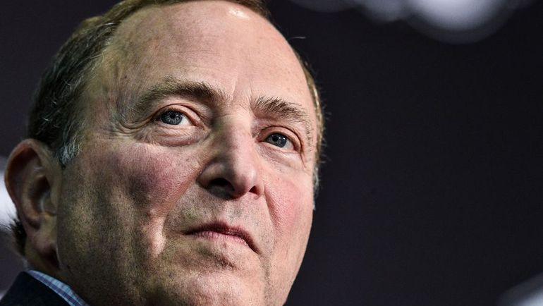 Главный комиссар НХЛ Гэри БЭТТМЕН. Фото AFP