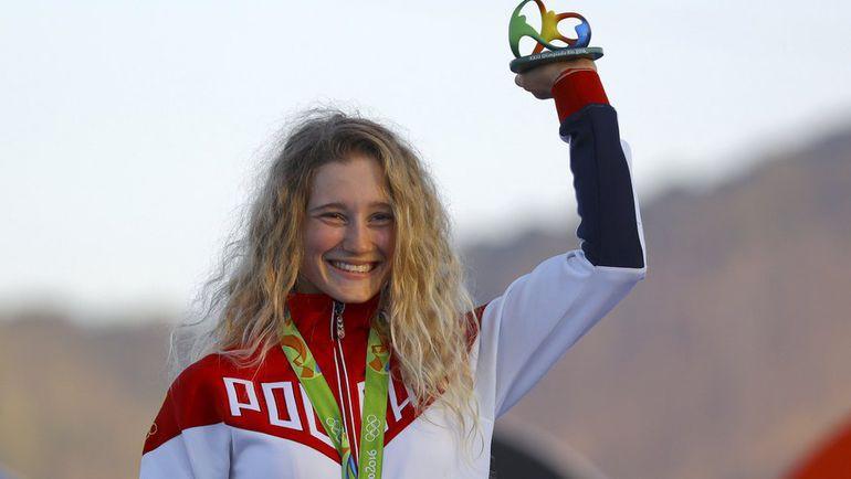 Стефания ЕЛФУТИНА. Фото REUTERS