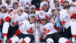 Канада завоевала Кубок мира