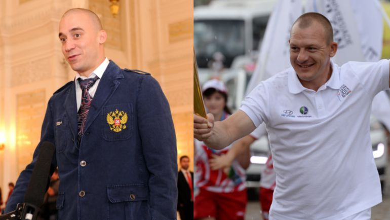 Глеб ГАЛЬПЕРИН (слева) и Дмитрий САУТИН. Фото