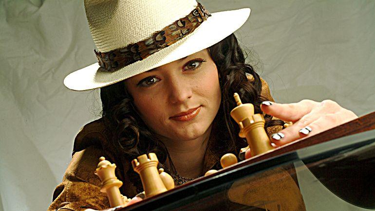 Александра КОСТЕНЮК. Фото Личный архив шахматистки