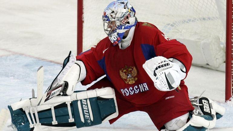 Евгений НАБОКОВ. Фото photo.khl.ru