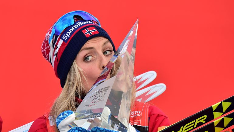 Тереза ЙОХАУГ. Фото AFP
