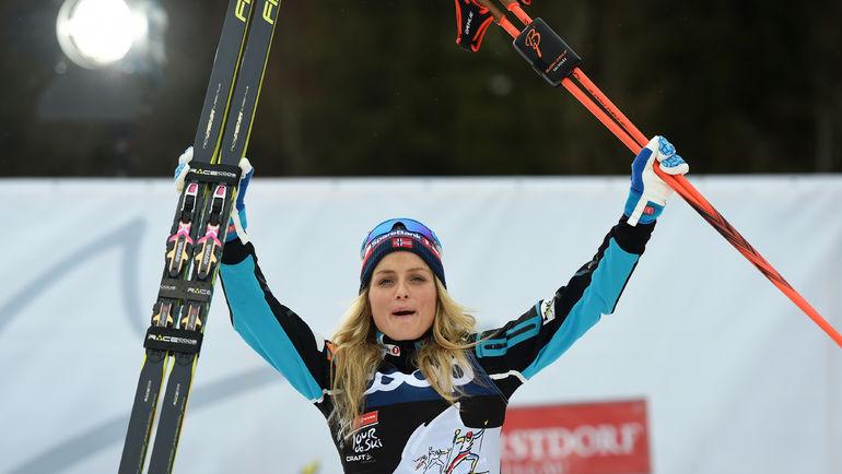 Титулованная норвежская лыжница сдала положительный тест надопинг