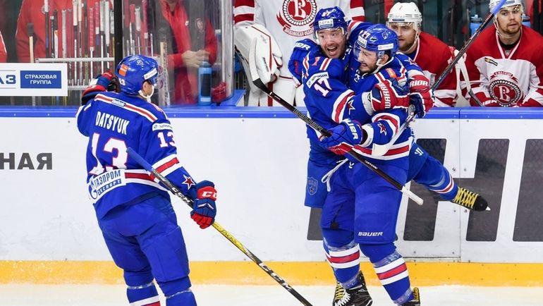 Илья Ковальчук: уСКА хватит сил навесь сезон
