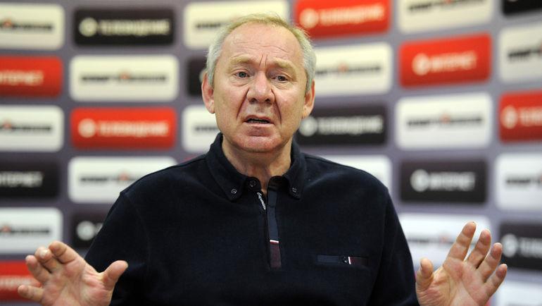 Олег Романцев: Не думаю, что нужно было удалять Кудряшова