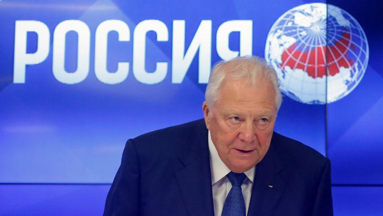 Виталий СМИРНОВ. Фото REUTERS