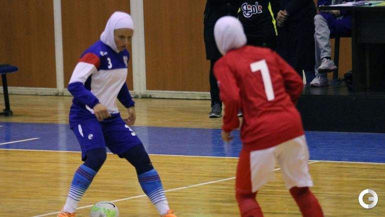 Товарищеский матч сборных Ирана и России в Тегеране. Фото АМФР