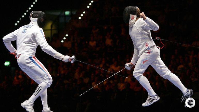 Павел КОЛОБКОВ (справа) - лучший на ЧМ-2005. Фото REUTERS