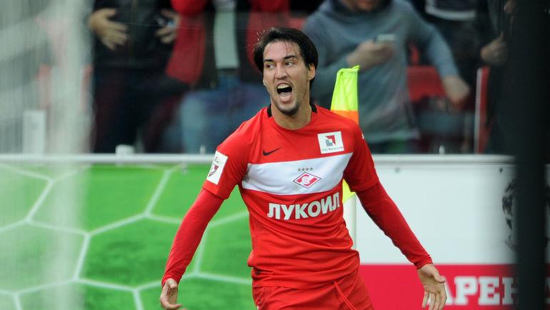 Ивелин Попов: Я надеюсь стать чемпионом со «Спартаком» в этом сезоне