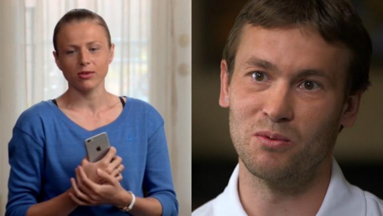 Юлия и Виталий СТЕПАНОВЫ. Фото CBS