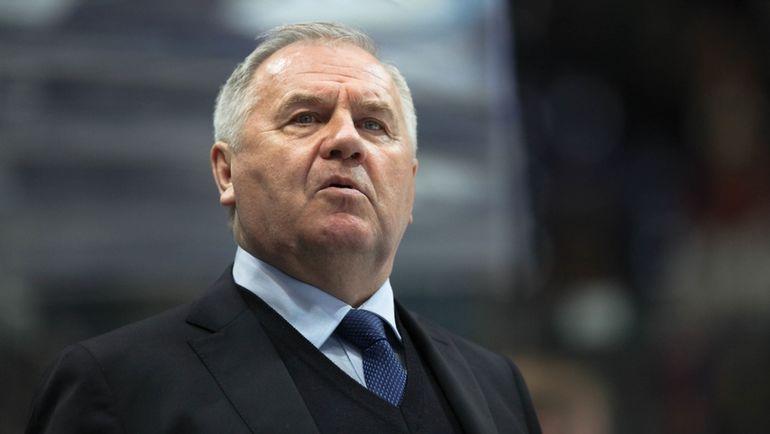 Основного тренераХК «Автомобилист» отправили вотставку