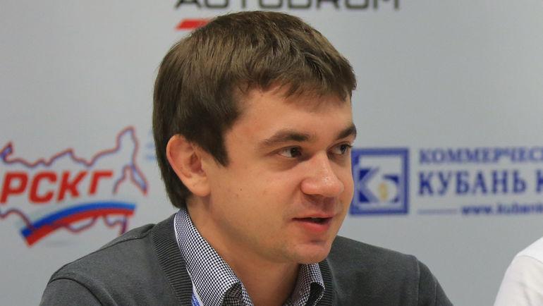 """Сергей ВОРОБЬЕВ. Фото """"Автодром Сочи"""""""