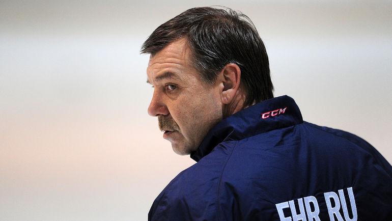 Хоккеисты сборной РФ всостоянии показать результат наКубке Карьяла, уверен Знарок