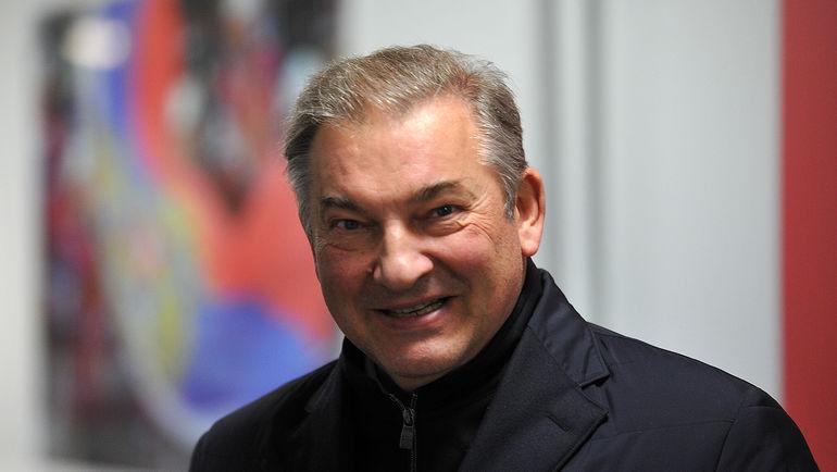 Дацюк будет командиром сборной РФ наОИ